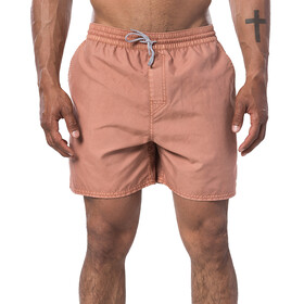 Rip Curl Easy Living 16'' Volley Boardshorts Heren, terracotta